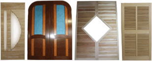 木製建具のイメージ